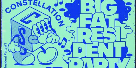 Big Fat Resident Party #3 tickets