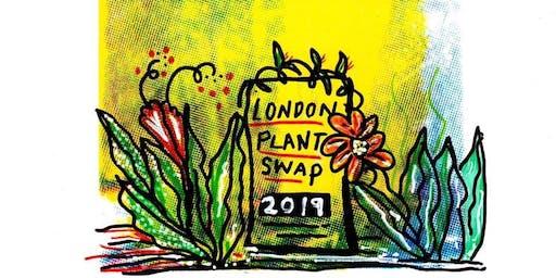 London Plant Swap 2019
