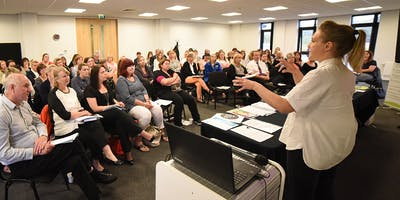 Working With Children and Young People Impacted by Domestic Violence - Nottinghamshire County