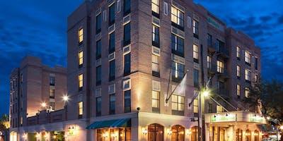 Holiday Inn Historic District hosts Sannah Wedding Vendors meet & greet June 11