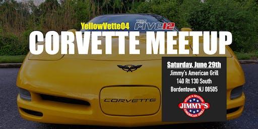 The Inaugural YellowVette04 and Team 512 Corvette Meetup