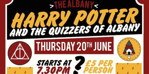 The Albany Harry Potter Pub Quiz