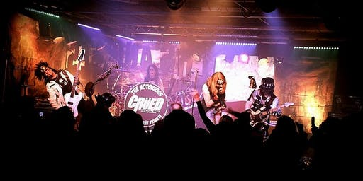 CRuED the Notorious Motley Crue tribute band