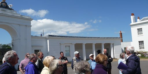 No2. Feeding the Navy - Rum, Beer & Biscuits - Guided Walk (21 Sept)