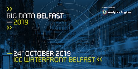 Big Data Belfast 2019 tickets
