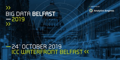 Big Data Belfast 2019 tickets