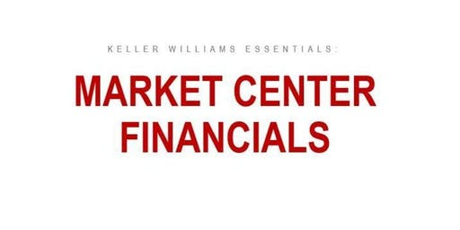 Market Center Financials with Michelle McBride - September 10-11, 2019