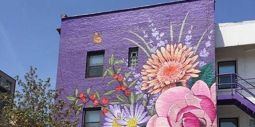 Beautify your wall with a Mural!