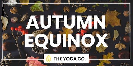 The Yoga Co - Autumn Equinox
