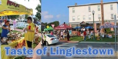 Taste of Linglestown tickets