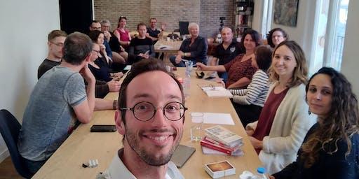 Conférence interactive #2 - Comment apprendre à me vendre en 3 minutes ?