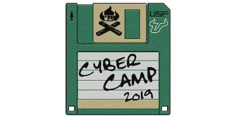 USF CYBERCAMP 2019 tickets