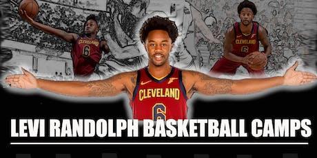 Levi Randolph Basketball Camps tickets