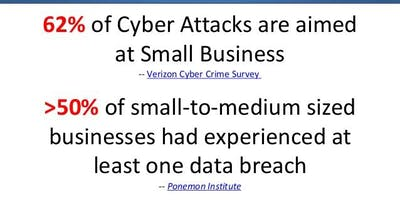 Protect YOUR business against a cyber attack