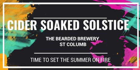 Cider Soaked Solstice  tickets
