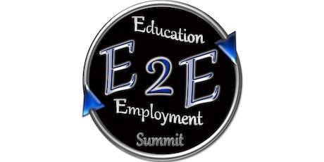 E2E Summit tickets