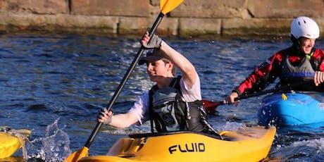 Kayak 4 week progression course tickets