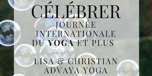Célébrons l'été et le Yoga