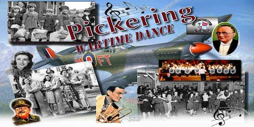 Pickering Wartime Dance 2019