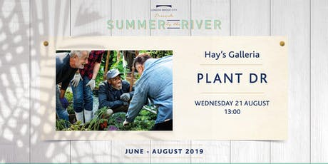 Summer by the River: Plant Dr tickets