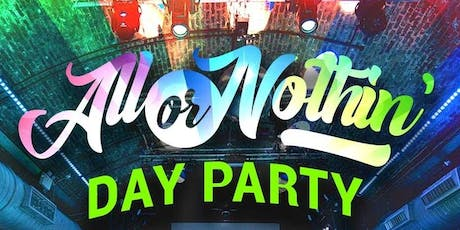 All or Nothing: The Silent Disco Party tickets