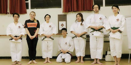 **Free** Day Pass - Self-Defence Class in Wimbledon (Japanese Martial Arts - Shorinji Kempo) tickets