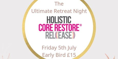 Release Retreat Evening tickets