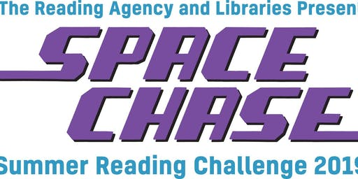 Wallington Library Library Summer Reading Challenge Volunteer Induction