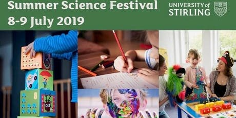 Summer Science Festival tickets