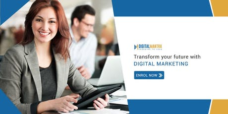 Free Workshop on Digital Marketing tickets