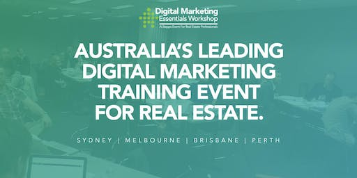 (SOLD OUT!) Digital Marketing Essentials Workshop - Sydney
