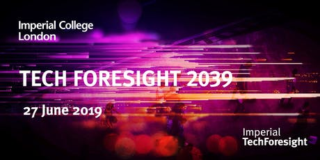 Tech Foresight 2039 tickets