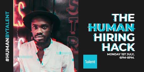 The Human Hiring Hack tickets