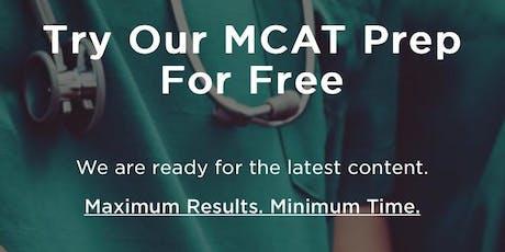 Free online self paced Biology MCAT class tickets