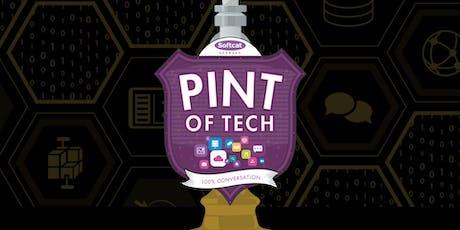 Edinburgh: Pint of Tech tickets