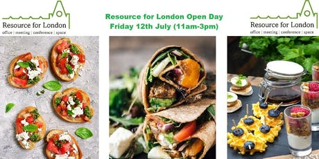 Resource for London Open Day - Conference and Meeting Space for Hire tickets