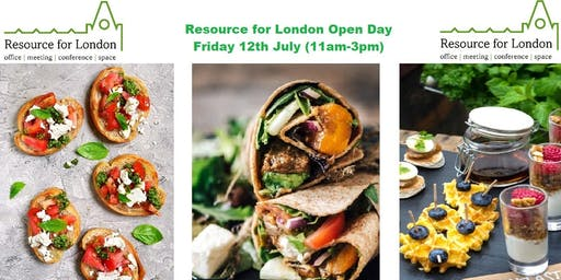 Resource for London Open Day - Conference and Meeting Space for Hire