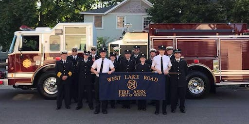 "WLRFA Fire TRUCK Fundraiser with ""The Destination"""