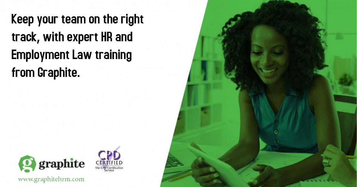 Graphite HRM - HR Essentials for Managers - CPD Certified