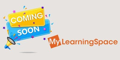 Introduction to MyLearningSpace (Division of Food & Drink)