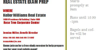 Real Estate Licensing Study Session