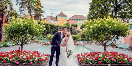 Portmeirion Wedding Open Day tickets
