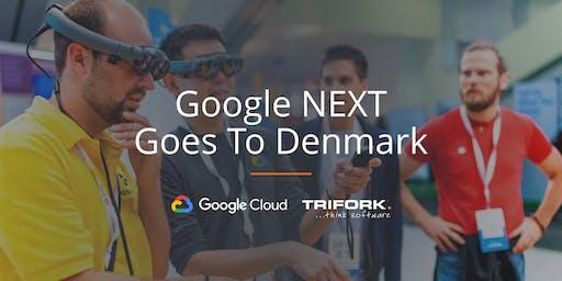 GOOGLE NEXT GOES TO DENMARK - Copenhagen