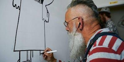Zine Making with David Shenton