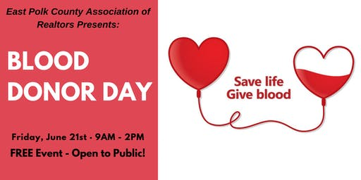 Blood Donor Day with EPCAR - Help Save Lives!