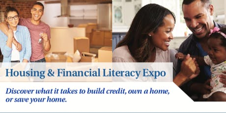 FREE Housing and Financial Literacy EXPO  tickets