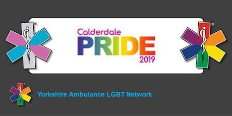 Ambulance Service at Calderdale Pride tickets