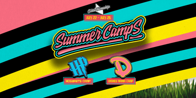 Ohio Township Themed Summer Camps (July 22 - July 26)