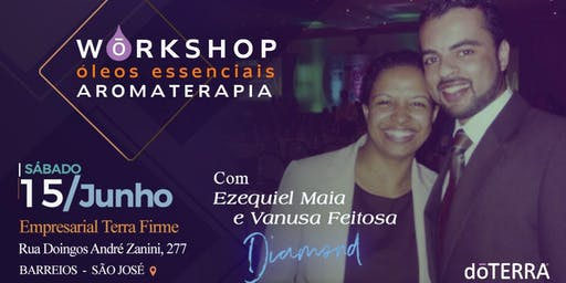 Workshop de Aromaterapia - Empower Floripa