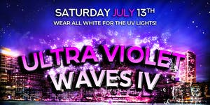 Ultra Violet Waves IV Boat Cruise
